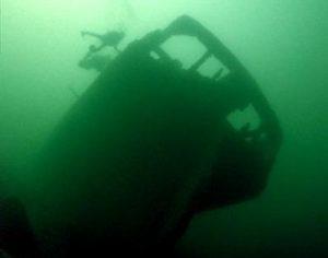 1000 Island Ship Wreck Canada