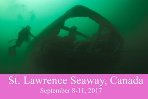 St Lawrence Seaway Canada 2017
