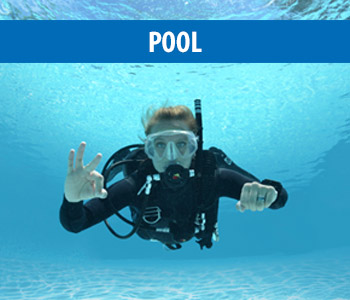 Confined Water Dive Training SDI PADI
