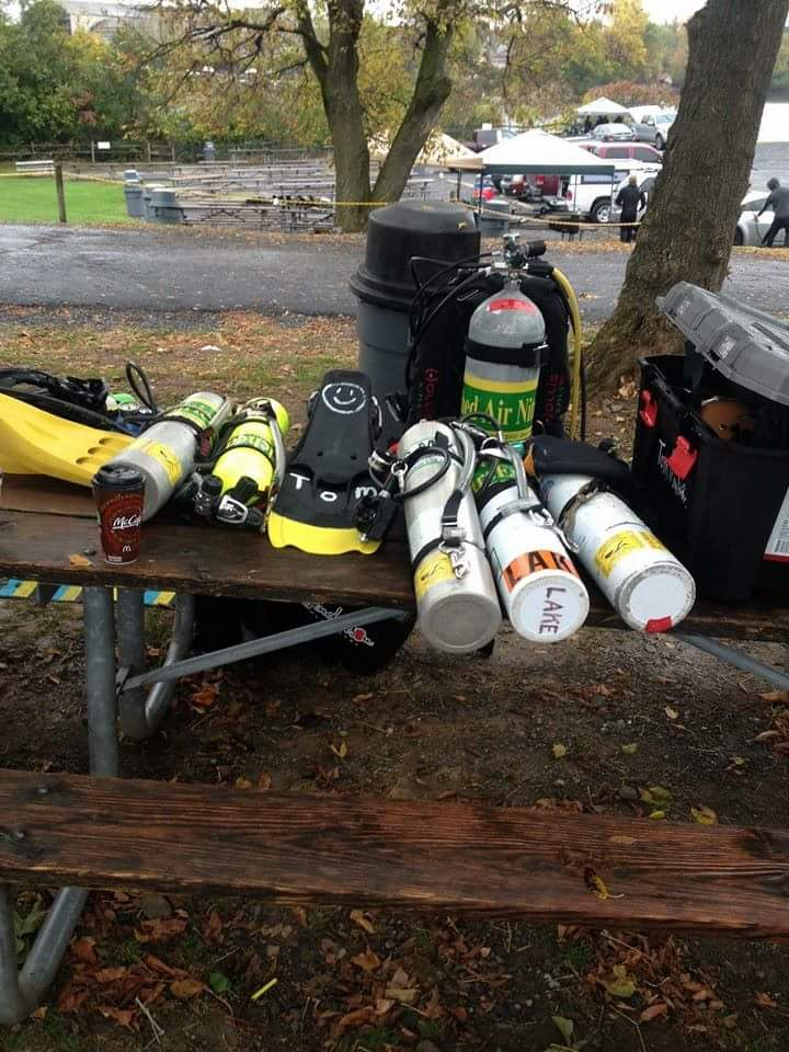 technical dive gear
