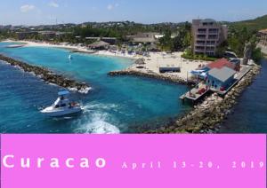 Curacao April 13th-20th, 2019