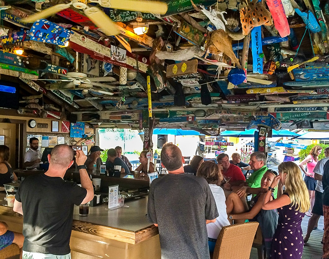 Little Cayman Beach Nuts Bar