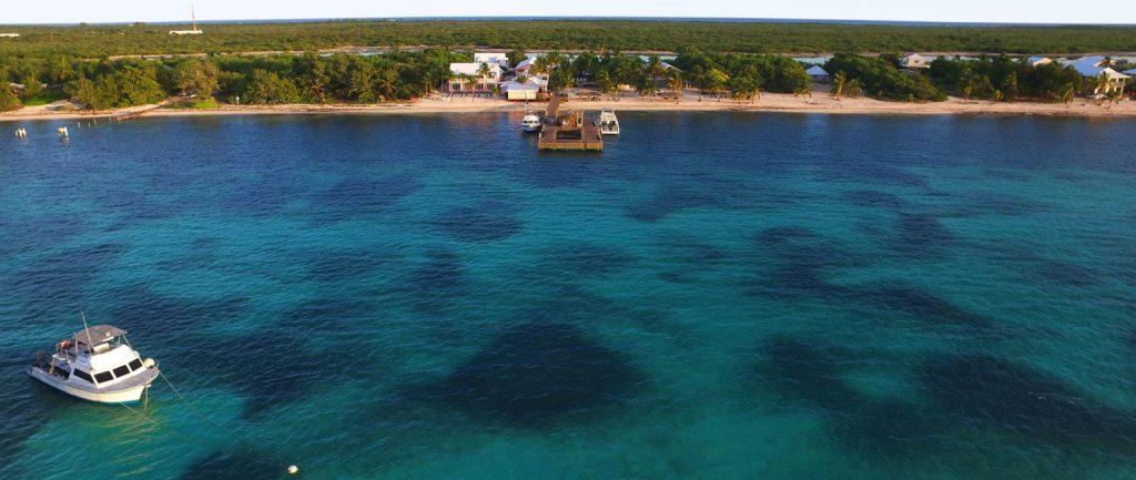Little Cayman Beach Line