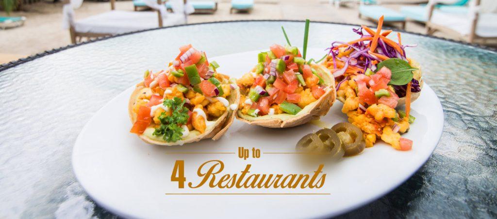 4 Restaurants