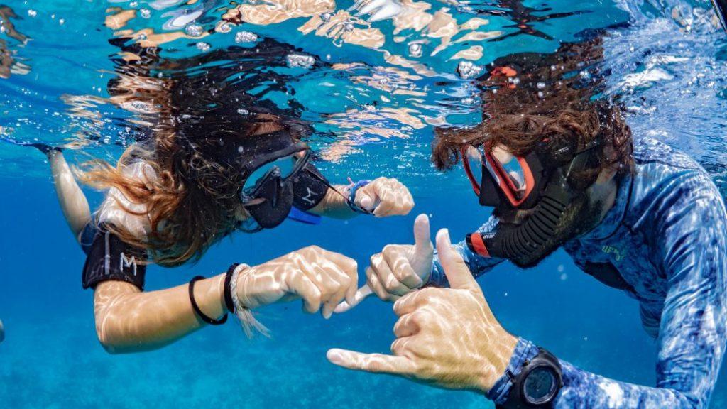 Snorkel Course Banner